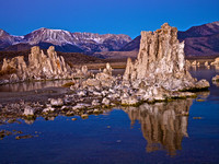 Mono Lake, Blue Hour