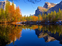 Yosemite Park, Merced River